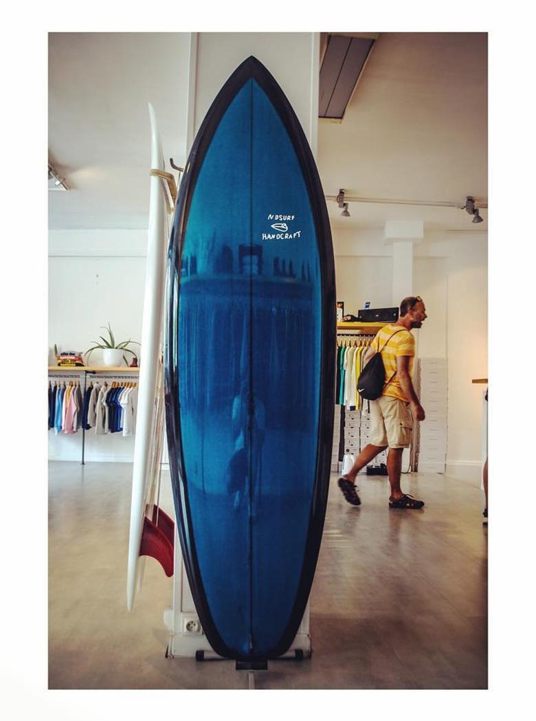 ndsurf surf stocker a vendre